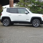 Kort Getest: Jeep Renegade 2014