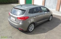 Rijtest: Kia Carens 1.7 CRDI Fusion