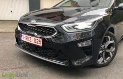 Rijtest: Kia Ceed 1.6 CRDi DCT 115 pk (2019)