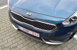 Rijtest: Kia Niro 1.6 GDi Hybrid
