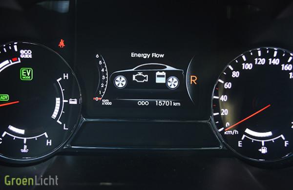 Rijtest: Kia Optima Hybrid