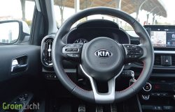 Rijtest: Kia Picanto 1.2i GT Line 84 pk (2017)