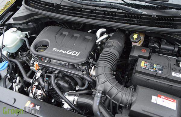 Rijtest: Kia Stonic 1.0 T-GDi 120 pk (2017)