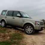 Rijtest Land Rover Discovery 26