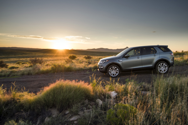 Rijtest - Land Rover Discovery Sport 06