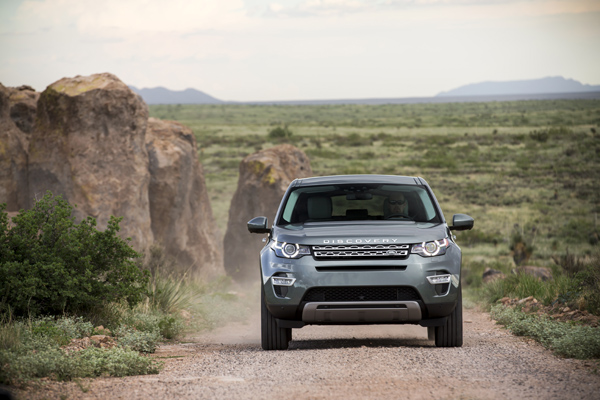 Rijtest - Land Rover Discovery Sport 09