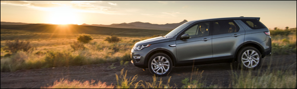 Rijtest - Land Rover Discovery Sport - Header