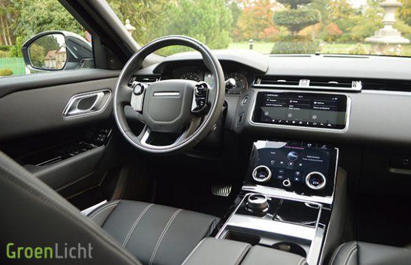 Kort Getest: Land Rover Range Rover Velar D180 S SUV (2017)
