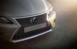 Rijtest: Lexus CT200h facelift (2017)