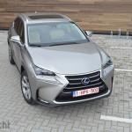 Rijtest: Lexus NX 300h AWD