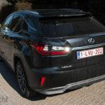 Rijtest: Lexus RX 450h F Sport (2016)