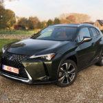Rijtest: Lexus UX UX250h Hybrid crossover 184 pk (2019)