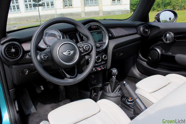 Rijtest - MINI Cabrio - Cooper 10