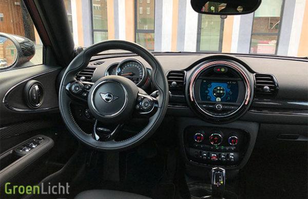 Rijtest: MINI Clubman Cooper S facelift (2020)