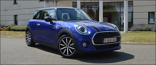 Rijtest: MINI Cooper 3d facelift (2018)
