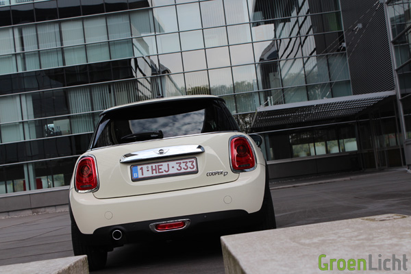 Rijtest - MINI Cooper D (MY2014) 10