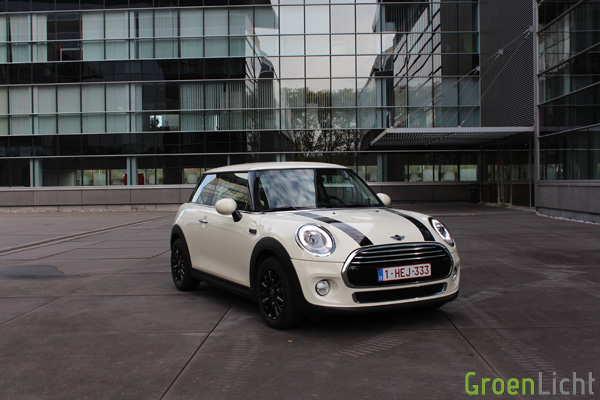 Rijtest - MINI Cooper D (MY2014) 14