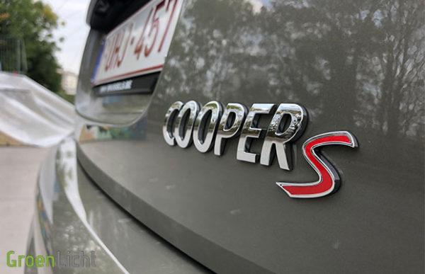 Rijtest: MINI Cooper S 5d facelift F55 (2018)