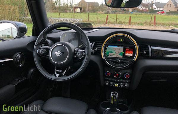 Rijtest: MINI Electric Cooper S E EV XL (2020)