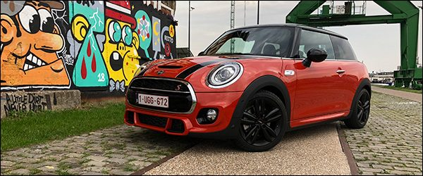 Rijtest: MINI Cooper SD 3d facelift (2018)