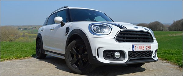 Kort Getest: MINI Countryman (2017)