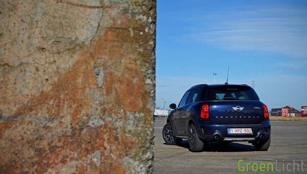 Rijtest - MINI Countryman Cooper S 2014 03