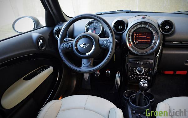 Rijtest - MINI Countryman Cooper S 2014 10