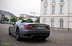 Rijtest: Maserati GranCabrio Sport 2013