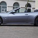 Rijtest: Maserati GranCabrio Sport