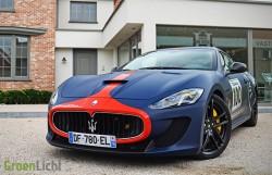 Rijtest: Maserati GranTurismo MC Stradale 2013