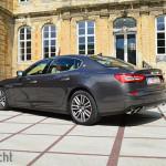 Rijtest: Maserati Quattroporte V6 Diesel