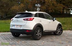 Rijtest Mazda CX-3 Crossover 1.5 SkyActiv-D 2.0 SkyActiv-G 06