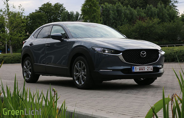 Rijtest: Mazda CX-30 2.0 Skyactiv-X 180 pk (2020)