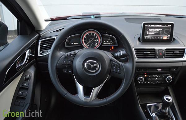 Rijtest: Mazda Mazda3 Sedan SKY Activ G