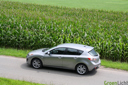 Rijtest Mazda3