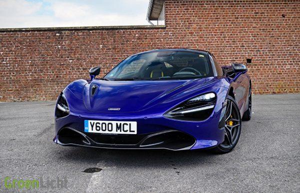 Rijtest: McLaren 720S Coupe (2018)
