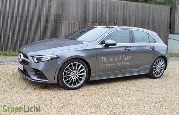 Rijtest: Mercedes A-Klasse A180d 116 pk (2019)