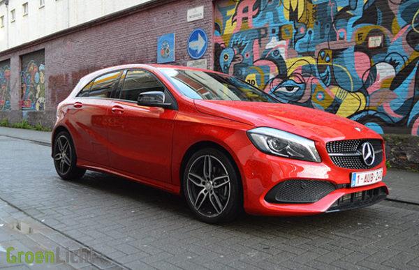 Rijtest: Mercedes A-Klasse facelift [A200d]