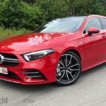 Rijtest: Mercedes-AMG A35 4MATIC+ 306 pk hot hatch (2019)
