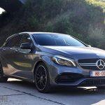 Rijtest: Mercedes-AMG A45 4Matic facelift (2016)