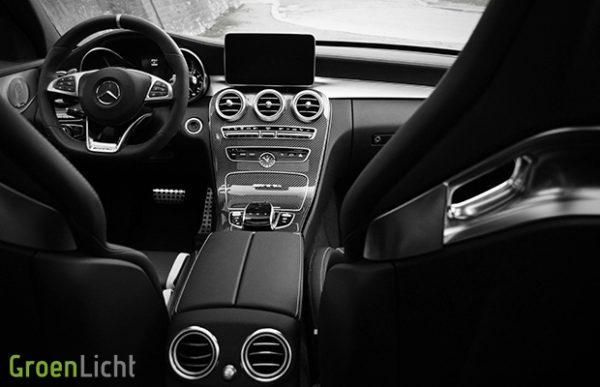 Rijtest: Mercedes-AMG C63 S (W205)