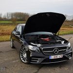 Rijtest: Mercedes-AMG E43 4Matic Berline (2017)