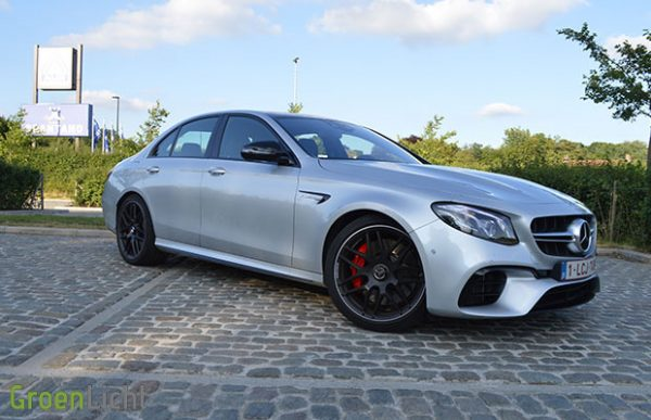 Rijtest Mercedes-AMG E63 S 4Matic berline (2017)