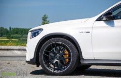 Rijtest: Mercedes-AMG GLC63 S Coupe 510 pk (2018)