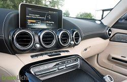 Rijtest Mercedes AMG GT C 4.0 Roadster 2017
