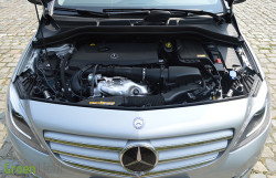 Rijtest: Mercedes B-Klasse 2013 - B200 NGD [CNG]