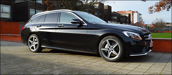 Rijtest: Mercedes C-Klasse Break [C220 BlueTec]