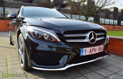 Rijtest: Mercedes C-Klasse Break S205 - C220 BlueTec