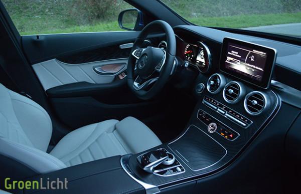 Mercedes Benz Van >> | Rijtest: Mercedes C300 BlueTEC HYBRID Break GroenLicht.be
