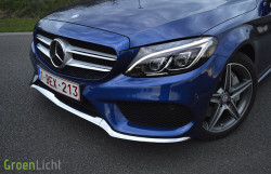 Rijtest: Mercedes C300 BlueTEC HYBRID Break S205 - C300h Break